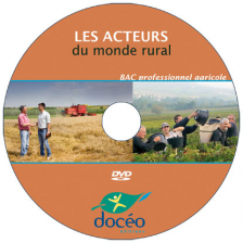 Video DVD - Les Acteurs du monde rural